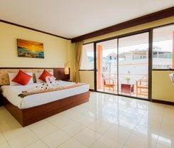 Bauman Ville Hotel. Location at 158/8, Nanai Road, Patong Beach, Phuket