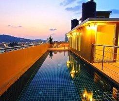 88 Hotel. Location at 88 Nanai Rd, Patong, Phuket