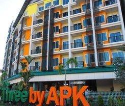 The Three By APK. Location at 236 Rachapatanusorn Road, Patong, Kathu