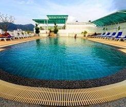 Arita Hotel Patong. Location at 34/28 Prachanukore Rd., Patong