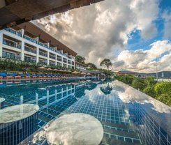 Andamantra Resort and Villa Phuket. Location at 290/1 Prabaramee Road