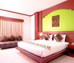 Forest Patong Hotel. Location at 46/27-29, Soi.Kongbangwat pisitkorranee Road