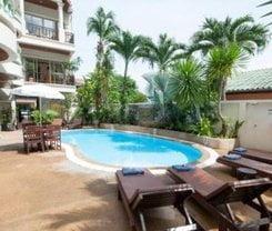 Palmview Resort. Location at 135/1 Nanai Rd., Kathu, Phuket