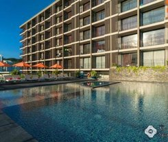 New Square Patong Hotel. Location at 99/11,Phang-Muang Sai Kor Road,Patong, Kathu Phuket