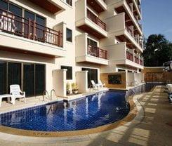 Jiraporn Hill Resort. Location at 207/10 Nanai Road, Soi 6 (Thamdee), Kathu, Phuket