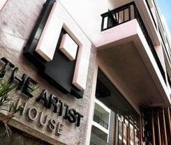 The Artist House. Location at 86/36 Prabaramee Road, Patong Beach, Kathu