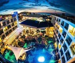 Nipa Resort. Location at 33 Sainamyen Road, Patong Beach