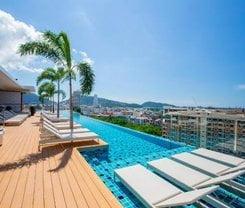 The Marina Phuket Hotel. Location at 240/9 Phangmuang Sai Kor Road, Patong, Kathu