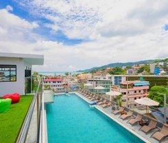 Zenseana Resort & Spa. Location at 147 Prabaramee Road, Patong, Kathu