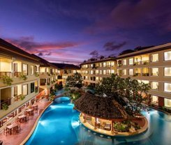 Patong Paragon Resort & Spa. Location at 280 Prabaramee Road, Kathu,