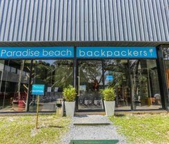 Paradise Beach Backpackers Hostel. Location at 109 MUEAN-NGERN Rd., T. PATONG KATHU PHUKET 83150 THAILAND