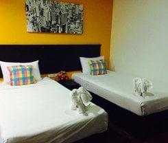 Benetti Lodge. Location at 188/4-5 Pangmuangsaikor Rd Sai 3, Patong