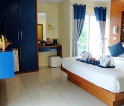 Calypso Patong Hotel. Location at 209/1-2 Nanai Road, Patong beach, Kathu,