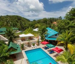 Patong Rai Rum Yen Resort. Location at 53/3 Hasib Pee Road, T.Patong, A.Kathu Phuket