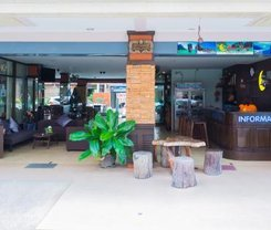 Patong Moon Inn Residence. Location at 188/25-28 Phang Mung Sai Kor, Patong, Phuket, Thailand, 83150