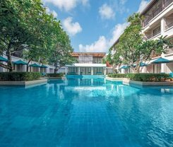 The Charm Resort Phuket. Location at 212 Thaweewong Road, Kathu, Phuket