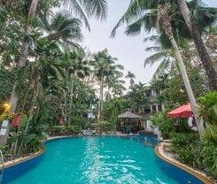 Kalima Resort and Spa. Location at 338/1 Phabaramee Road Patong Beach
