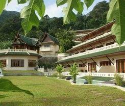 Prince Edouard Apartments & Resort. Location at 32,34,36 Soi Prabarami 3, Prabarami Rd. Patong Beach
