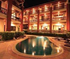 Sun Hill Hotel. Location at 245/2 Nanai Road, Kathu, Phuket