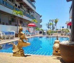 Blue Sky Residence. Location at 205/19, Nanai Road, Soi Thum Dee (Soi Sevatasai), Kathu, Phuket