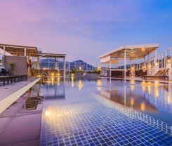 The ASHLEE Heights Patong Hotel & Suites. Location at 160/36 Soi Nanai Ruamjai (Nanai Soi 8),Phangmuang Sai Kor Road, Phuket