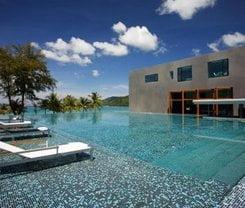 B-Lay Tong Beach Resort. Location at 198 Taveewong Road, Patong, Kathu