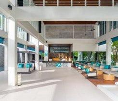 X2 Vibe Phuket Patong Hotel. Location at 5/55 Haad Patong Road, Kathu