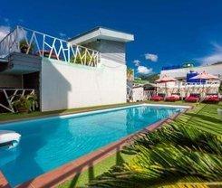 PJ Patong Resortel. Location at 198/1-2 Pungmungsai-Kor Road, Patong, Phuket, Thailand