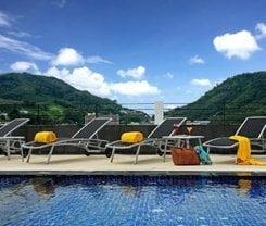 Ashlee HUB Hotel. Location at Rat-U-Thit Song Roi Pee Road, Kathu, Phuket
