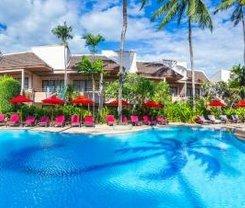 Baan Karonburi Resort. Location at 194/1 Karon Road, Karon Beach, Phuket, Thailand