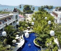 Kata Sea Breeze Resort. Location at 72 Kata Rd., Karon, A.Muang, Phuket