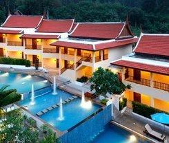 The Senses Resort & Pool Villas. Location at Nanai Road, Kathu