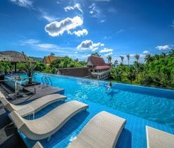 The Palmery Resort. Location at 82/20 Khoktanod Rd, Kata Beach, Phuket