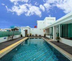 iCheck inn Central Patong. Location at 184/32-33 Phangmuang Sai Kor Road, Patong, Kathu, Phuket 83150 Thailand