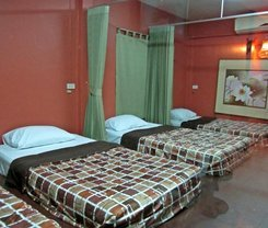 Phuket Airport Hostel and Homestay. Location at 14/7 Moo 1, Sanambin Road, Mai Khao Beach