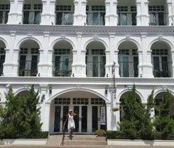 Casa Blanca Boutique Hotel. Location at 26 Phuket road, Taladyai, Muang, Phuket