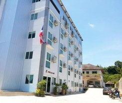 Hotel De Ratt. Location at 54/77 Moo. 6 Soi. Theb Concreat Thepkrasatree Rd. Tambol. Rassada Amphor Muang