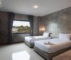 Ritsurin Boutique Hotel. Location at 1/5 maeluan Rd. Muang, Phuket