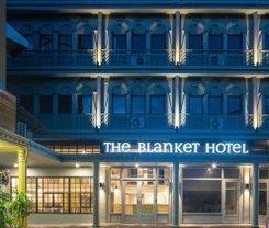 The Blanket Hotel Phuket Town. Location at 95/19-21 Montri Road Tambon Talat Yai, Amphoe Mueng