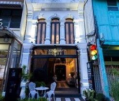 Xinlor House. Location at 78 Dibuk Road, Talad Nuah, Amper Mung Phuket