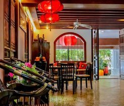 Sino House Phuket Hotel. Location at 1 Montree Rd., Muang