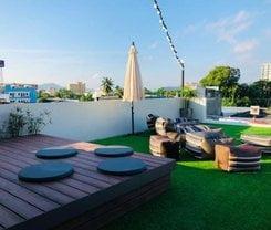 Peranakan Boutique Hotel. Location at 89/1-2 Phuket Road Talad-Yai Mueang