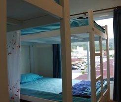 Ananas Phuket Hostel. Location at 98/48 Phuket@Town Village, Surin RD., T. Talat Yai, A. Muang