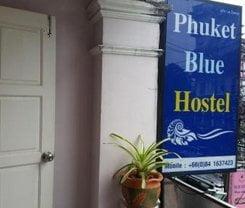 Phuket Blue Hostel. Location at 125/7 Phang Nga Road