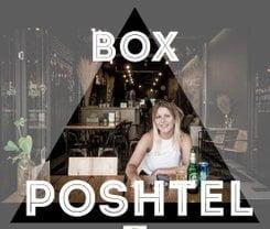 Box Poshtel Phuket. Location at 151 Phangnga Rd. Talad Yai