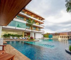 Aqua Resort Phuket. Location at 555 Moo 5 Rawai, Phuket Town District