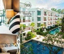 The Title KR Beach Condotel. Location at 499/161, Moo 6, Viset Road, Rawai, Maung, Phuket