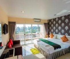 Surin Sunset Hotel. Location at 13/18, Si Sunthon Rd., Choeng Thale, Thalang, Phuket